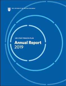 Staff Pension Plan Annual Report 2019