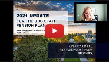 SPP 2021 Update Presentation – Recording and Slides
