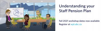 Fall 2021 Workshops now available in WPL
